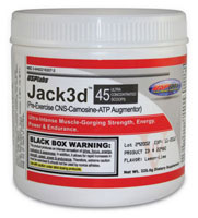 Jacked 3D Pre Workout Review