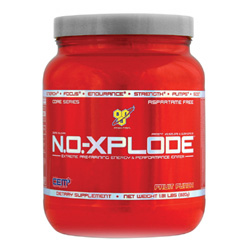 Pre workout NO-Explode for Pectus Carinatum bodybuilding