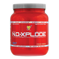 No Explode Pre Workout Review